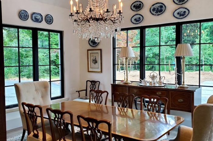 Garden Hills Residential Dining Room Antique